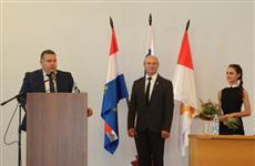 Главой Красноармейского района стал Валерий Богучарский