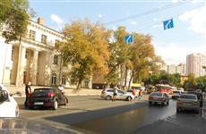 В Самаре более часа стояли трамваи из-за ДТП на ул. Красноармейской