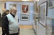 В Самару привезли работы художников-акварелистов из разных городов России