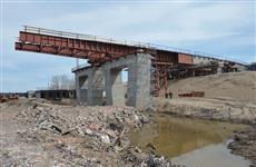 """Фрунзенский мост """"поехал"""" в сторону Самары"""