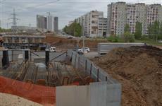 В Самаре на пересечении ул. Ташкентской и ул. Демократической на два месяца введут временную схему движения