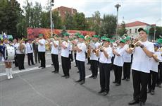 Впервые прошел Всероссийский конкурс детских и молодежных духовых оркестров им. Халилова