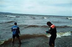 На Волге в районе Муравьиных островов нашли одного из пропавших гидроциклистов