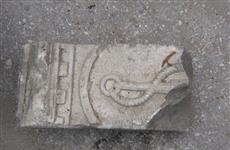 В Самаре в ходе строительных работ на ул. Фрунзе обнаружены надгробия XIX-XX веков