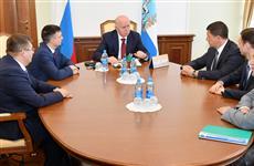 """""""Ростелеком"""" представил губернатору новые проекты в Самарской области"""