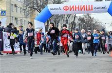 На самарской набережной состоялся забег в честь Дня космонавтики