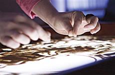 Самарчанка рисует песком настоящие шедевры