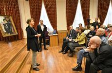 В Самарской публичной библиотеке прошел вечер памяти народной артистки СССР Веры Ершовой