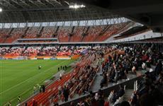 """Тестовый матч на стадионе """"Мордовия Арена"""" посетили более 13 тысяч зрителей"""