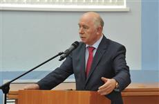 """Николай Меркушкин: """"Без тесной связки """"вуз - производство"""" невозможно создать конкурентоспособную экономику"""""""