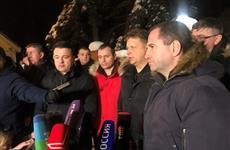 Михаил Бабич рассказал о помощи, которая будет оказана родственникам погибших при падении Ан-148