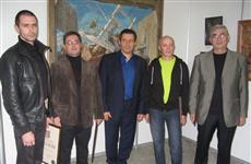 Художники из Самарской области Дмитрий Анчуков и Сергей Кузнецов получили премии имени Репина