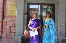 Минпромторг Татарстана посетила делегация посольства Индии в Российской Федерации