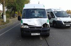 Утром в Тольятти под колесами микроавтобуса погиб пешеход