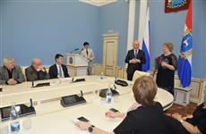 """Николай Меркушкин: """"Несмотря на сложную ситуацию, власть продолжит поддержку сферы культуры"""""""