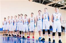 Сборная области по баскетболу прошла в финал первенства России