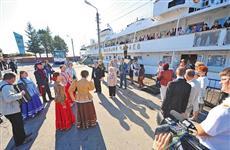 Порт в Сызрани будет принимать круизные суда