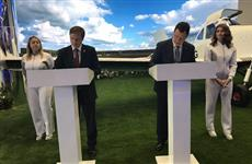 Республика Татарстан и Ростех подписали соглашение о сотрудничестве в сфере авиахимработ