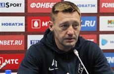 """Андрей Тихонов: """"Я рад, что мы выиграли этот тяжелый матч"""""""