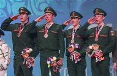 Биатлонист Эдуард Латыпов стал чемпионом Всемирных военных игр