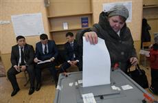 В Самаре на избирательные участки выстраиваются очереди