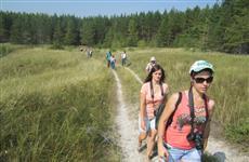 В регионе все большей популярностью пользуется экологический туризм