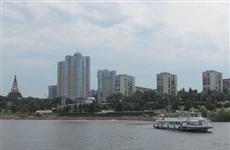 """В Самаре появилось два прогулочных корабля — """"Спутник"""" и """"Гермес"""""""