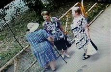 Полицейские просят всех объяснять пожилым родственникам, что нельзя пускать в дом незнакомцев