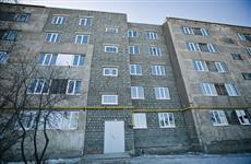 В Новорудном Оренбургской области жильцы дома, где взорвался газ, вернулись в свои квартиры
