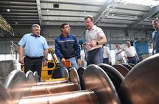 Дмитрий Азаров и Николай Таран обсудили перспективы развития РОССКАТа