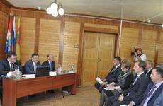 В Шигонах обсудили развитие мясного животноводства в регионе