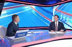 """Дмитрий Азаров: """"Благодаря работе градсовета мы сможем избежать избыточных трат на инфраструктуру"""""""
