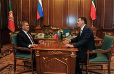 """Татарстан и """"Россельхозбанк"""" подписали соглашение о сотрудничестве"""