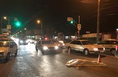 В Самаре водитель Porshe скрылся с места смертельного ДТП