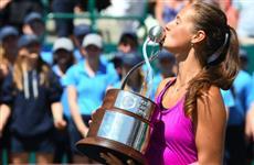 Дарья Касаткина завоевала первый титул WTA, победив на турнире в США