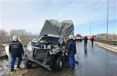 Один человек погиб и один пострадал в ДТП с четырьмя машинами на трассе М-5