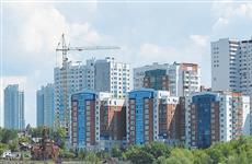 За семь месяцев 2017 года темпы сдачи жилья в эксплуатацию в регионе выросли на 13,7%