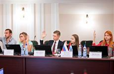 Молодежный парламент Самары определился со своей структурой