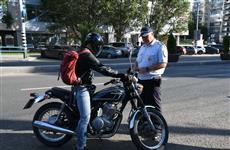 В Самарской области 206 мотоциклистов поймали пьяными за рулем