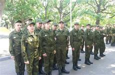 """Самарские """"гвардейцы"""" начали окружные соревнования с победы в баскетболе"""