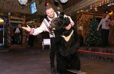 Одного из цирковых медведей, за которых переживала общественность, сегодня обследовали ветврачи