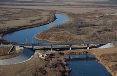 В Саратовской области открыт мост через р. Камелик