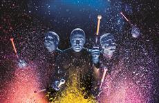 В Тольятти приедет американское шоу Blue Man Group