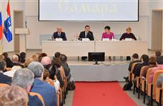 """Дмитрий Азаров: """"Такого набора возможностей, моделей устройства местного самоуправления нет ни в одном государстве в мире"""""""