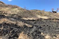 В Сызрани произошло обрушение грунта у входа в штольню