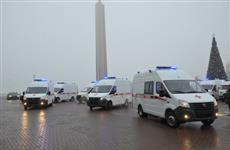Муниципалитеты Самарской области получили 25 новых автомобилей скорой помощи