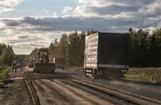 В Марий Эл ремонтируют дорогу, на которую жаловались Владимиру Путину