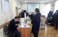 Выборы президента РФ в больнице им. Семашко — репортаж из социальных сетей