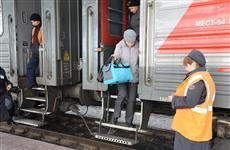 Глава Куйбышевского района доедет до станции Самара на электричке