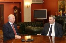 Самарская область при поддержке Леонида Симановского рассчитывает получить федеральные средства на строительство школ и дорог